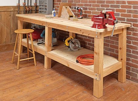 Home Workshop | Practical Uses for Your Workbench